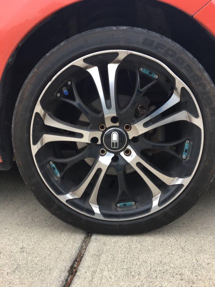 Fix Bent Rim >> 3 Bent Rims | PriusChat
