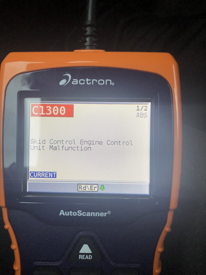code u0073 control module communication bus off