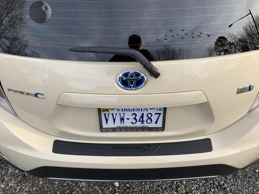 Prius C bumper guard 2.jpg