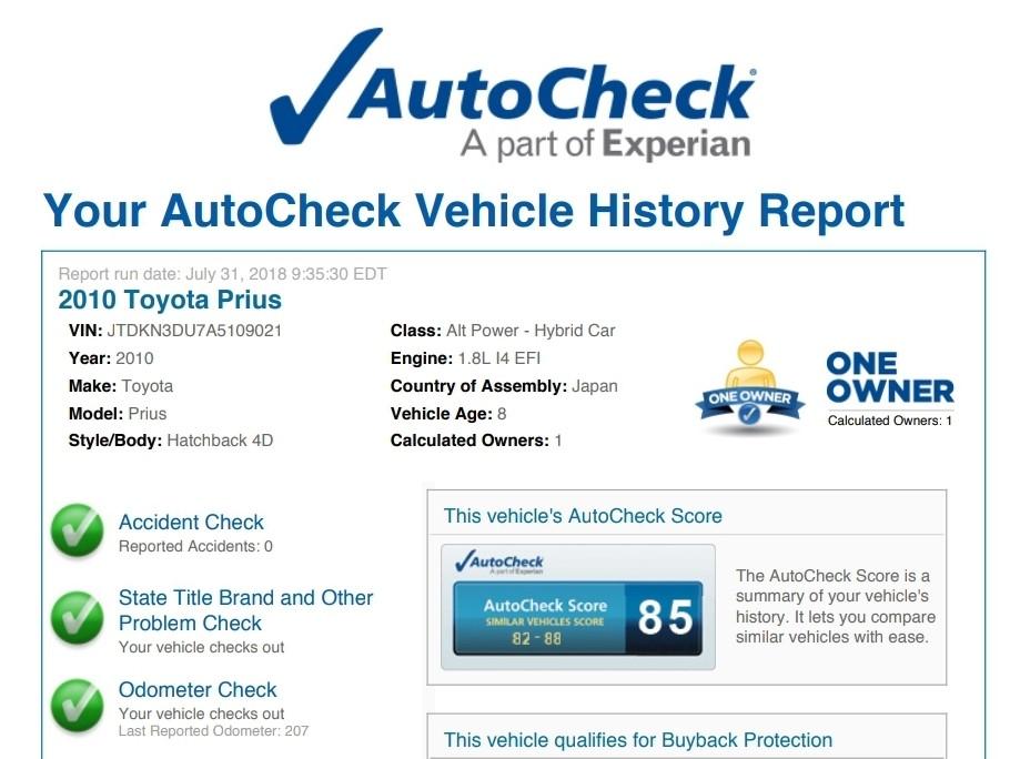 Prius 2010 AotoCheck summary.jpg