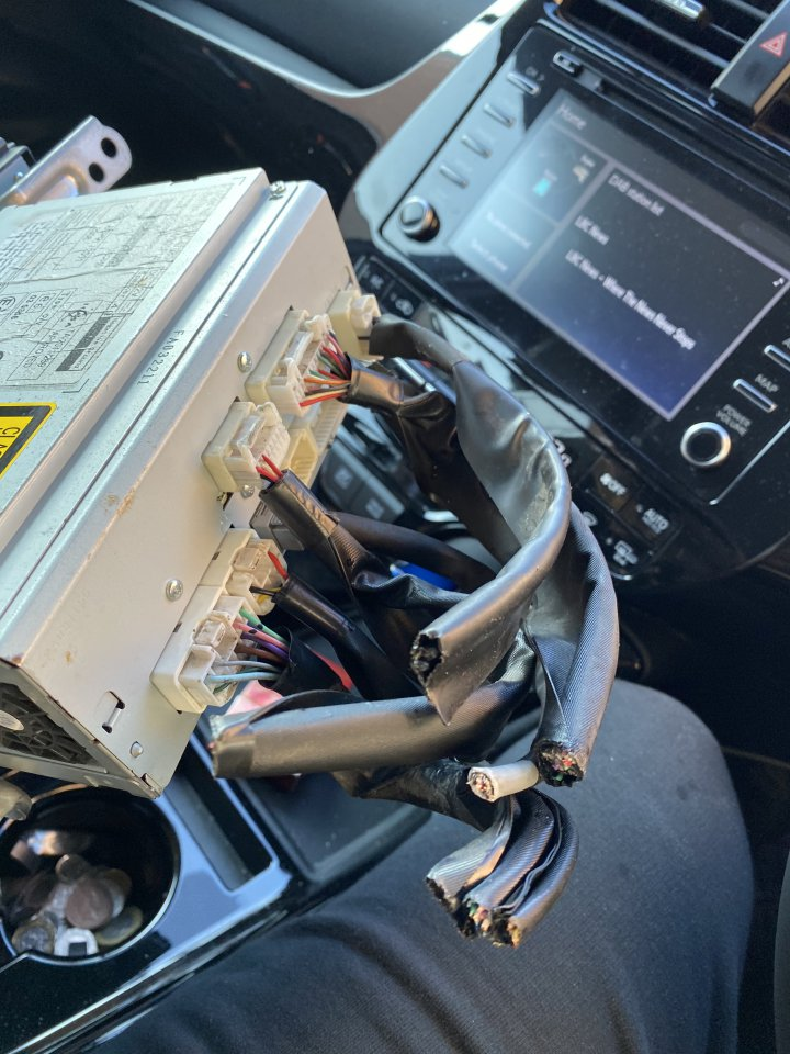 Need Prius 2013 Stereo Wiring Diagram Or Camera Wiring