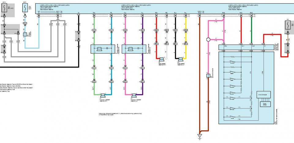 Wiring Diagram For Gen 3 Amplifier