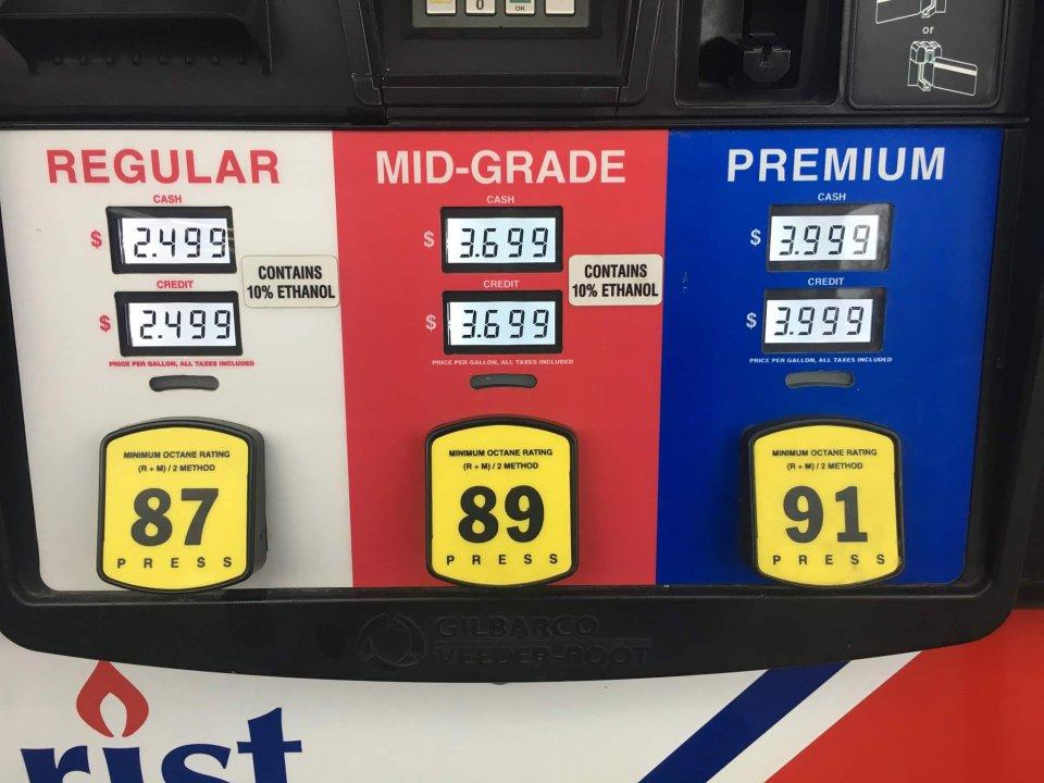 $1 Gasoline??? | Page 6 | PriusChat