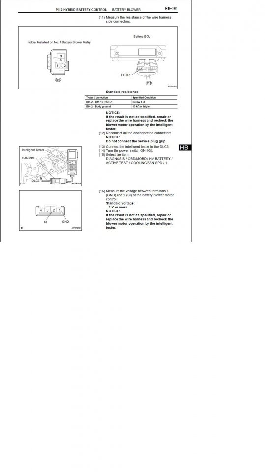 Prius Gen 2 Manual, Page HB-161.JPG